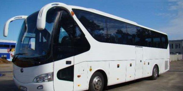 Аренда автобусов с водителем в Москве