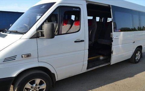 Заказать микроавтобус с водителем на свадьбу в москве